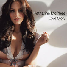 KATHARINE McPHEE - LOVE STORY - US Promo Cd Single - MINT!  over it  scorpion