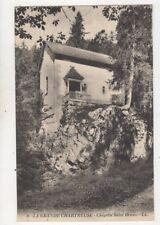 La Grande Chartreuse Chapelle Saint Bruno France [LL 8] Vintage Postcard 978a