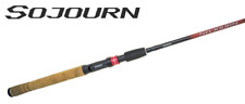 NEW Shimano Sojourn Spinning Rod 7' 2 Pc Fast Med SJS70M2B