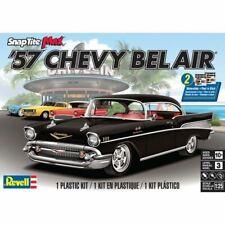 Revell 1957 Chevy Bel Air 125 Scale Plastic Model Kit