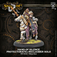 Warmachine: Protectorate of Menoth Hand of Silence Solo New