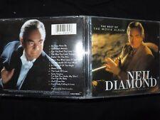 CD NEIL DIAMOND / THE BEST OF THE MOVIE ALBUM /