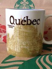 NEW Starbucks Quebec Icon 16 oz mug RARE! DISCONTINUED!