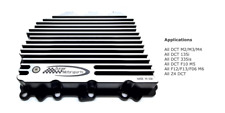 Billet Aluminum BMW DCT Transmission High Capacity Oil Pan | Burger Motorsports