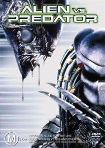 Alien vs Predator (DVD, 2004) AVP - REGION 4 AUSTRALIA