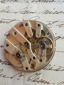 Taschenuhrwerk, Uhrwerk, Werk, NR.B3