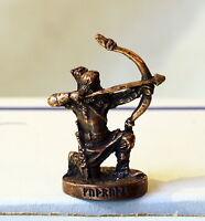 KINDER SURPRISE Egg Toy - Metal Figure SOLDIER VIKING - CHOCOLATE EGG - #8