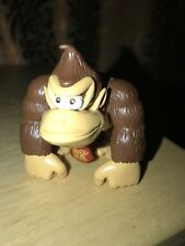 "Nintendo 3"""" Action Figure Super Mario Bros DONKEY KONG Toy PVC Figure EUC(1)!"