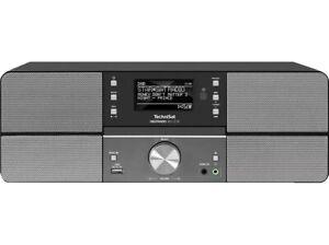Technisat Digitradio 361 CD IR Internet und DAB+ Radio mit CD Player TOP Zustand