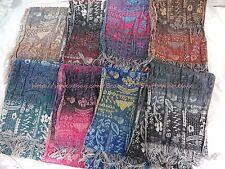 US SELLER-lot of 12 boho winter scarves neckwarmer shawl wholesale women gift