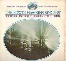"THE EDWIN HAWKINS SINGERS ""OH HAPPY DAY"" GOSPEL 70'S LP PAVILLON 10001"