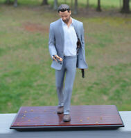 "MAX PAYNE 3 STATUE 10.5"" TALL VIDEO GAME COLLECTIBLE ROCKSTAR TRIFORCE NEW"
