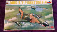 ESCI 1:48 MDD F-4E/F Phantom Fighter-Bomber Model Kit #4041 *SEALED IN BAGS*