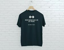 Bodybuilding Fitness Dreams T-Shirt