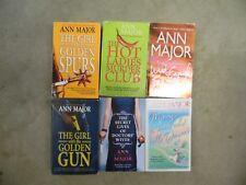 Lot of 6 Ann Major Romance Paperback Books FREE SHIP