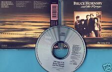 Bruce Hornsby - CD - The Way It Is - CD von 1986 - ! ! ! ! !