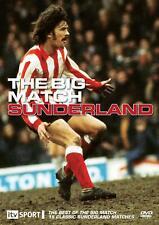 The Big Match Sunderland DVD  Region O All Regions  New Sealed * Free Postage *
