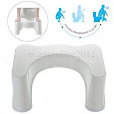 Squatty Potty Bathroom Toilet Stool Chair Seat Healthy Prevent Hemorrhoids Aid
