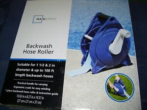 Mainstays Backwash Hose Roller