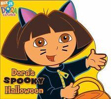 Dora's Spooky Halloween (Dora the Explorer) by Fry, Sonali