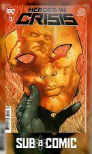HEROES IN CRISIS #3 FINAL PRINT (DC 2019) COMIC