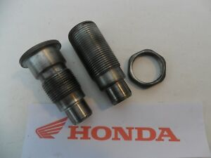 HONDA VF500 F2 VF 500 Braccio Oscillante Perno Bulloni E Dado 1985 - 1986