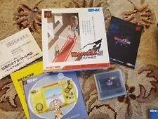 Neo Geo Pocket Color Ogre Battle Gaiden