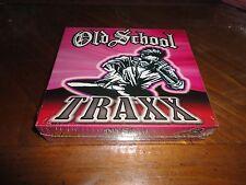 Old School TRAXX - 3 CD Set - Hip Hop - Bobby Brown Heavy D Bell Biv Devoe