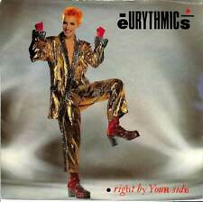 "Eurythmics - Right By Your Side - 7"" Record Single"