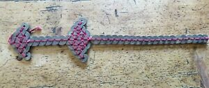 CHINESE COIN SWORD made from100+ cash coins from Ching period  (PM)