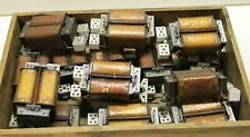 1 von 9 altes Vorschaltgerät Drossel für Neonlampe DDR Industrielampe gebraucht