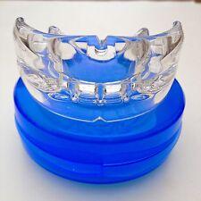 TMJ Mouth Guard Night Teeth Grinding Bruxism Anti Snoring Apnea
