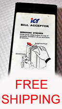 ICT BL-700 U70 P70 L70 Bill Acceptor Note Validator Cash Box Stacker Cassette