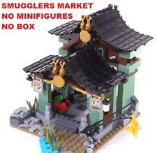 LEGO Ninjago 70751 Airjitzu Smugglers Market Bags#1-2 ONLY NO MINIFIGURES/BOX