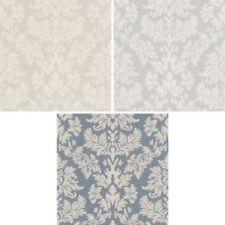 Rollos de papel pintado barrocos Rasch color principal gris
