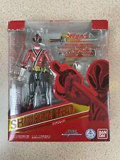 S.H. Figuarts Power Rangers Samurai Red Ranger Shinken Red Brand New Sealed
