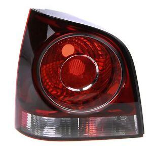 For Volkswagen Polo Mk4 6/2005 - 3/2010 Rear Light Tail Light Passenger Side N/S