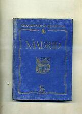 GUIAS ARTISTICAS DE ESPANA - MADRID # Editorial Aries 1950