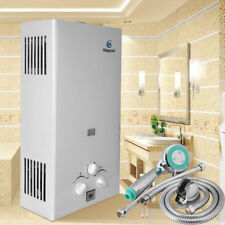 10L LPG Propane Gas Tankless Instant Hot Water Heater Instant Boiler 20KW 2800Pa