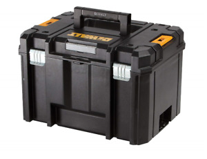 Dewalt DWST1-71195 T-Stak VI Deep Tool Storage Box 23 Litres