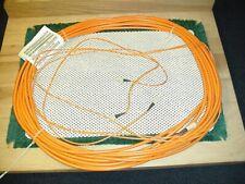 15 Meter SC-SC Fiber Optic Cable Duplex M/M SC to SC NEW!