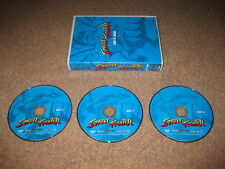 DVD Street Fighter - Code of Honor Collection - 3 Disc Set