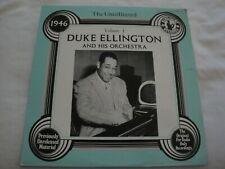 Uncollected Duke Ellington & His Orchestra, Vol. 1 (1946) VINYL LP ALBUM 1978