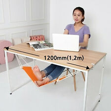 Indoor Office Foot Rest Stand Desk Feet Hammock Easy to Disassemble for Home