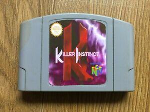 Killer Instinct Nintendo N64 - European / Pal Version