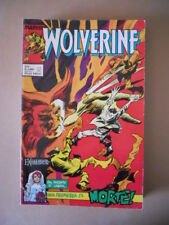 WOLVERINE n°9 1990 Play Press Marvel Italia   [G817]