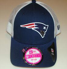 Women's New England Patriots New Era  2015 NFL Draft 9FORTY Adjustable Ladies