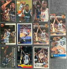 Shaquille O'Neal (Magic) 11 Basketball-Common-Card Lot