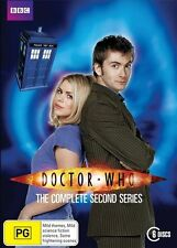 Doctor Who : Series 2 (DVD, 2011, 6-Disc Set)