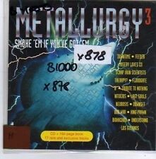 (CK369) Metallurgy 3 - Smoke 'Em If You've Got 'Em - DJ CD